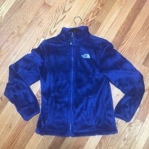 NWOT North Face  Zip-up